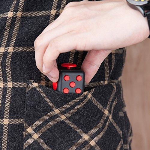 Generic Color Fidget Cube Toy -