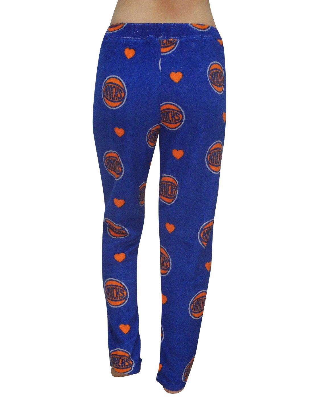 Para mujer New York Knicks forro polar pijamas/pijama para hombre, talla S, color multicolor: Amazon.es: Deportes y aire libre