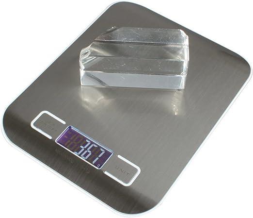 5KG//11 lb Portable Electronic Digital Kitchen Scale Diet Food Postal Mailing
