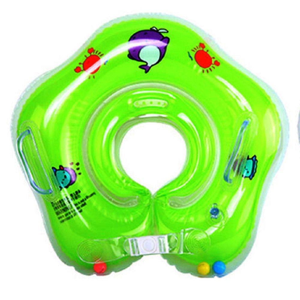 Infant Baby inflable anillo de natación flotador SwimTrainer Infant Swim Accesorios, Anaranjado: Amazon.es: Deportes y aire libre