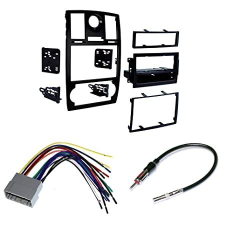 amazon com 2005 07 chrysler 300 car stereo install mounting kit rh amazon com Automotive Wiring Harness Manufacturers Automotive Wire Harness Manufacturers USA