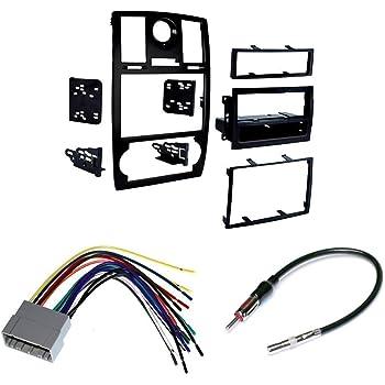 amazon com 2005 07 chrysler 300 car stereo install mounting kit rh amazon com