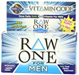 Garden of Life Vitamin Code Raw One for Men Nutritional Supplement, 75 Count, Health Care Stuffs