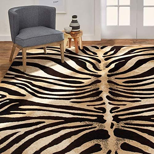 Home Dynamix Tribeca Fawn Area Rug 7'10″x10'6″