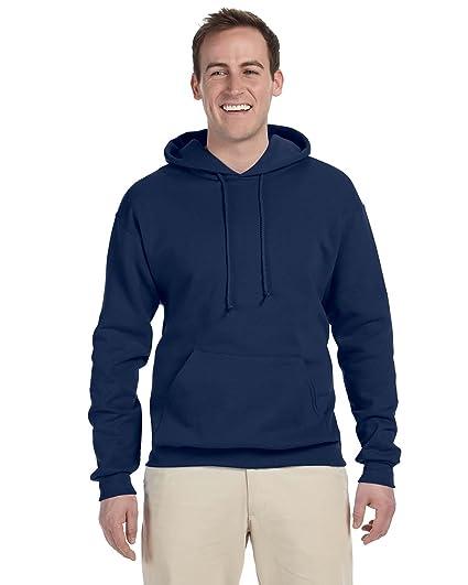 93ba8218b16 Amazon.com  Jerzees - Pullover Hooded Sweatshirt. 996M  Clothing