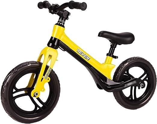 AMDHZ Bicicleta Sin Pedal Bicicleta De Equilibrio Infantil Carro ...