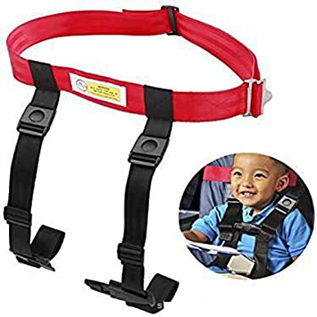 db25cb645991 Amazon.com : Abnaok Child Airplane Travel Safety Harness Approved by ...