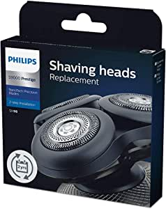 Philips Replacement NanoTech Precision Blade Shaving Heads for Series 9000 Prestige - SH98/70