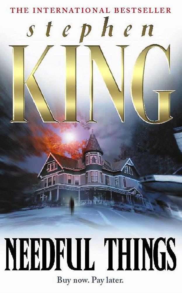 Needful Things Stephen King 9780450574580 Amazon Com Books