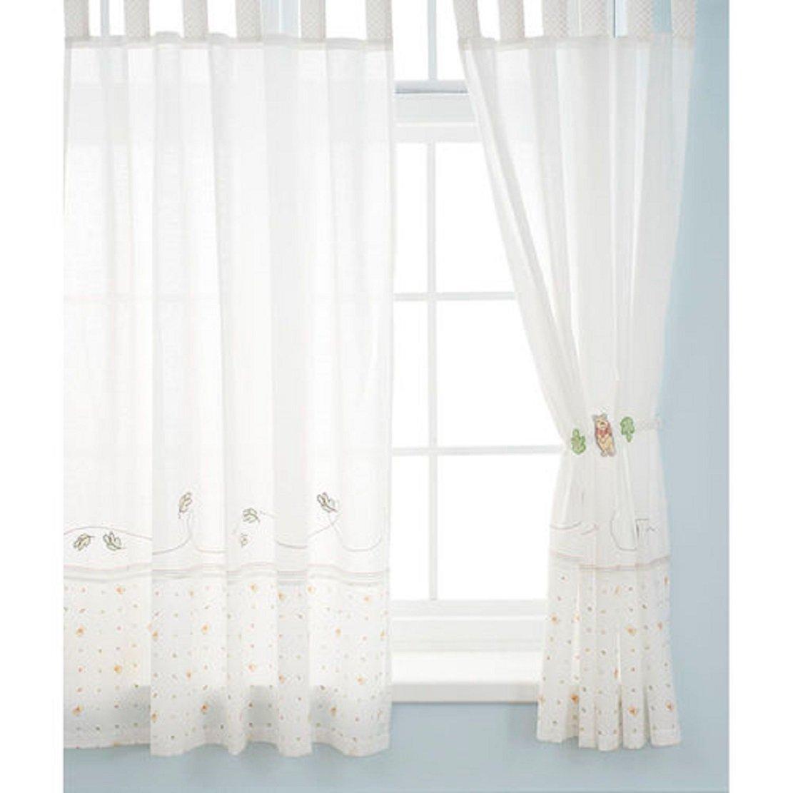 fd3011242fdb Winnie the Pooh Curtains and Tiebacks  Amazon.co.uk  Baby