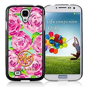 New Custom Designed Samsung Galaxy S4 I9500 i337 M919 i545 r970 l720 Phone Case With Tory Burch 47 Black Phone Case