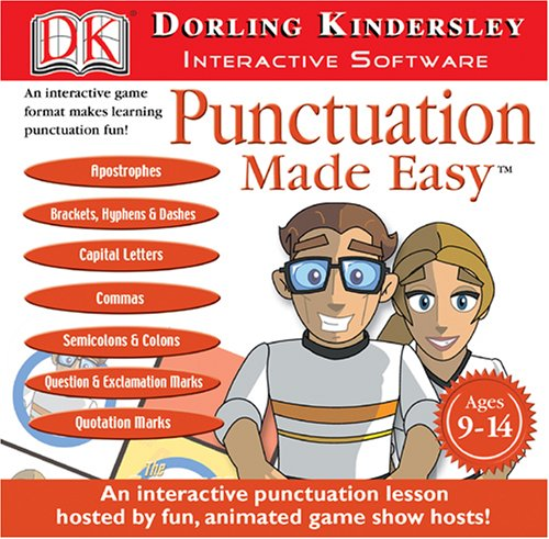 Punctuation Made Easy by Global Software Publishing
