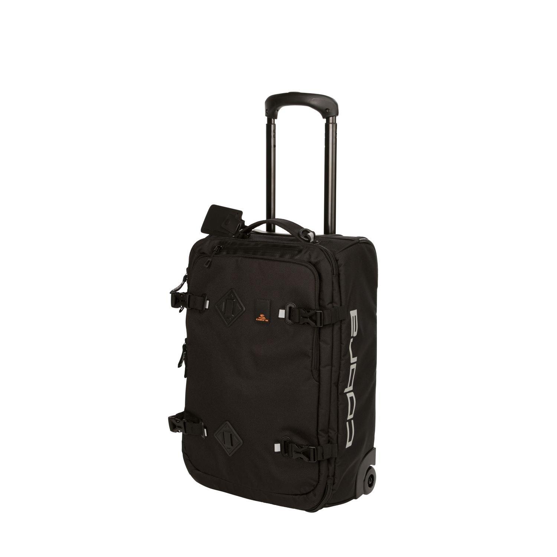 Cobra Golf 2017 Rolling Carry On Travel Bag (Black, 20.5'' x 9'' x 13.5)