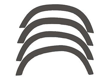 R.S.N. 199 para pintar, rueda arcos, Fender tapacubos extensiones, para óxido: Amazon.es: Coche y moto