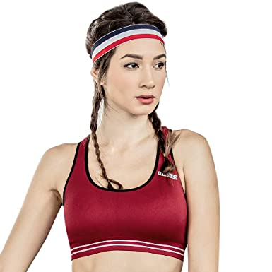dc5b82f96939a Image Unavailable. Image not available for. Colour  PLAYBOLD Girls  Racerback Sports Bras ...