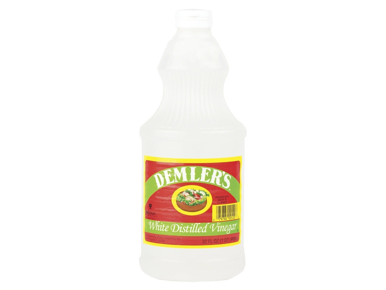 Demler's White Distilled Vinegar (4 pack)