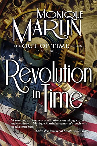 Amazon Revolution In Time Out Of Time 10 Ebook Monique