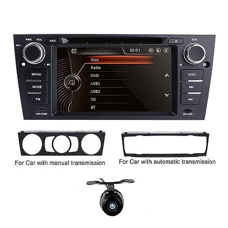 Freeauto Per Bmw Serie 3 E90 E91 E92 E93 Autoradio Gps 17 8 Cm Bmw Originale Ui 1080p Touch Screen Capacitivo Auto Stereo In Dash Lettore Dvd Con