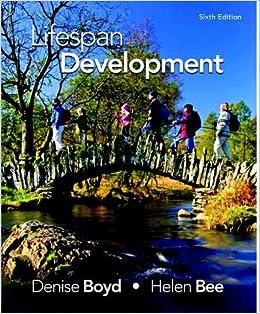 Book Lifespan Development