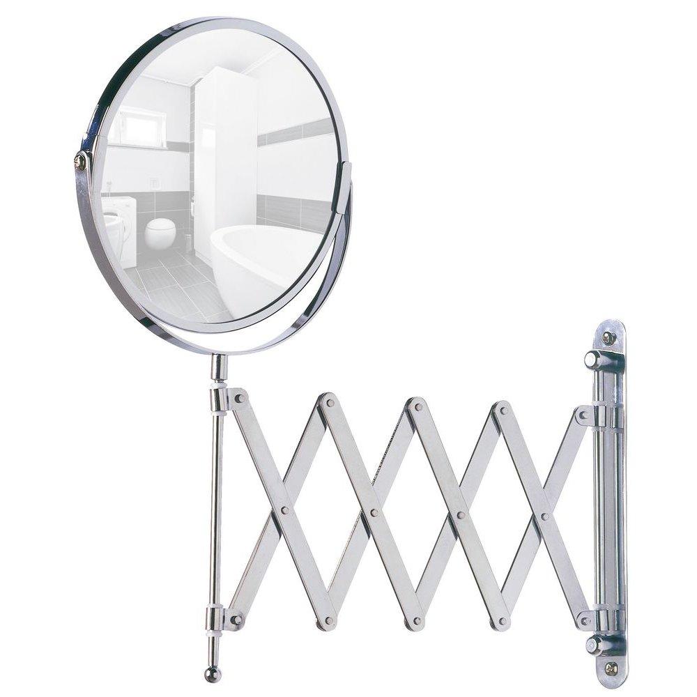 Wenko 15165100 Kosmetik-Wandspiegel Teleskop Exclusiv ...