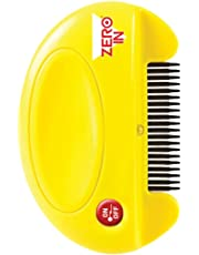 Zero In Electric Flea Killer Comb For Pets Cats & Dogs Poison Free Destroy Fleas