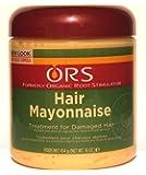 Organic Root Stimulator Hair Mayonnaise Treatment, 16 oz [454g]