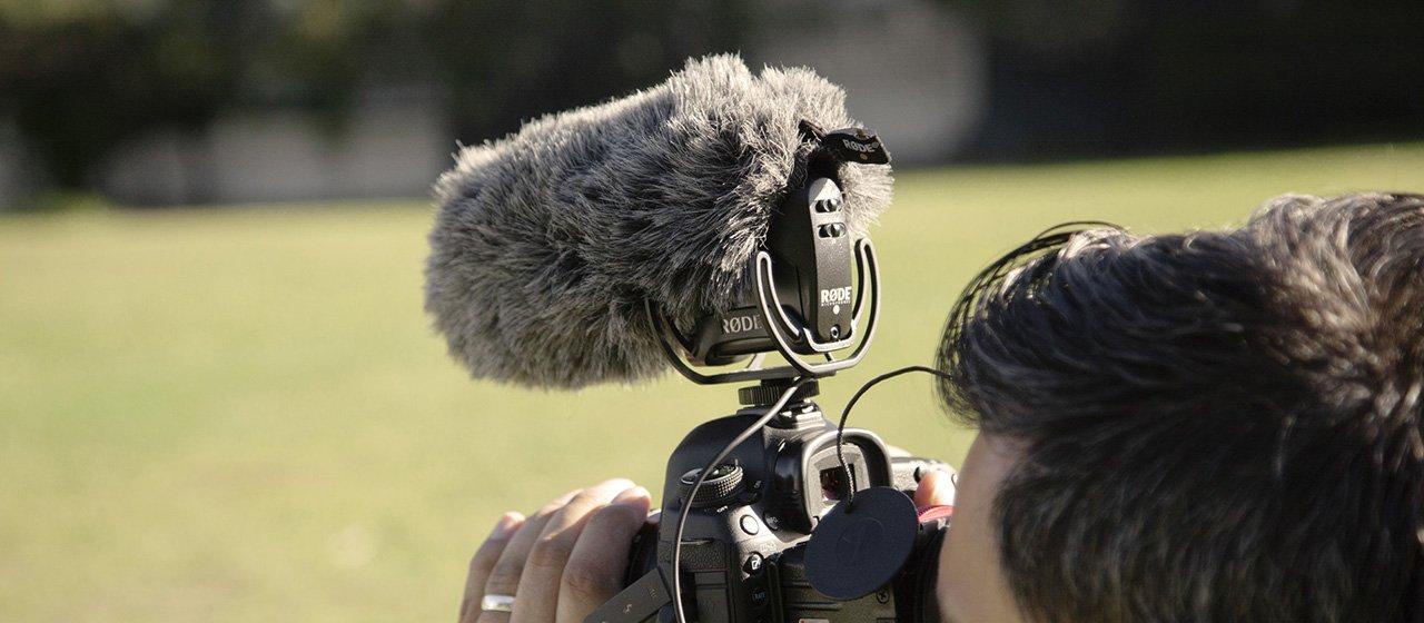 Rode protection Dead VMPR Pare-vent pour Microphone