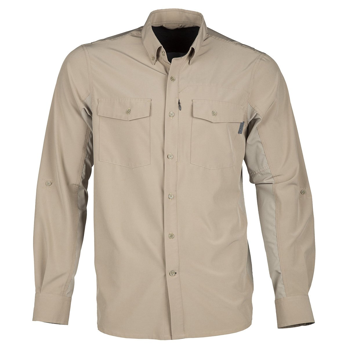 Klim Basecamp LS Shirt - XL/Tan