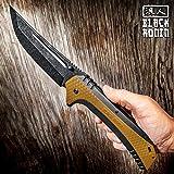 Black Ronin Maximus Assisted Opening Pocket Knife