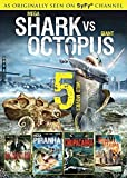 Mega Shark VS. Giant Octopus / Weather Wars / Megafault / 30,000 Leagues Under The Sea / Miami Magma (SyFy Collection 5-Movies)