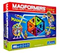 Magformers®, 46 pcs Magnetic Carnival Set - Item #63074