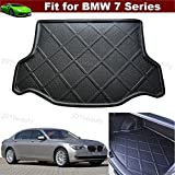 Car Boot Pad Trunk Pretect Liner Tray Floor Carpet Cargo Mat for BMW 7 Series F01 F02 2007-2019