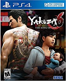 Yakuza 6: The Song of Life - PlayStation 4 Standard Edition