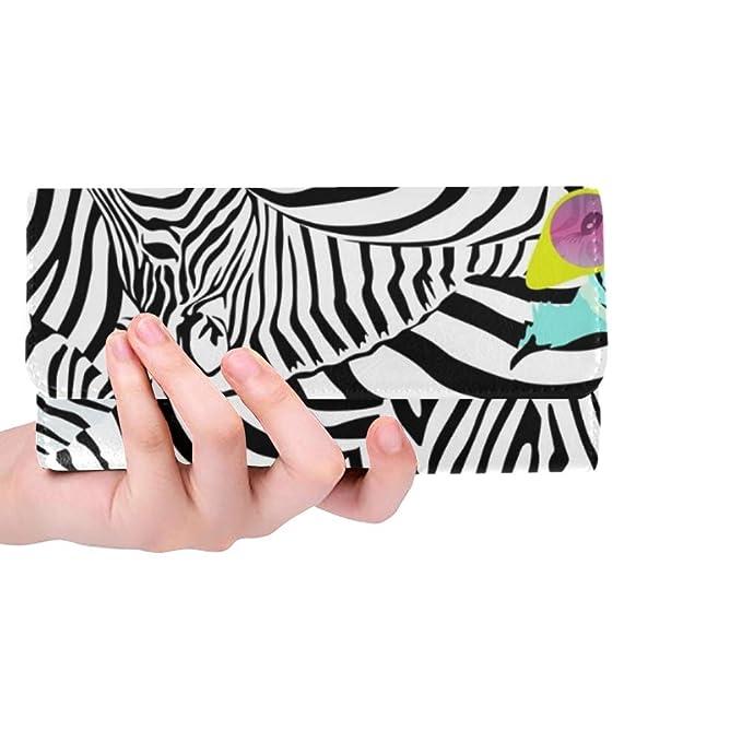 Único Personalizado Ilustración Abstracta Manada Cebras ...