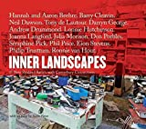 Front cover for the book Inner Landscapes: 15 New Zealand Artists with Canterbury Connections by Canterbury University Press