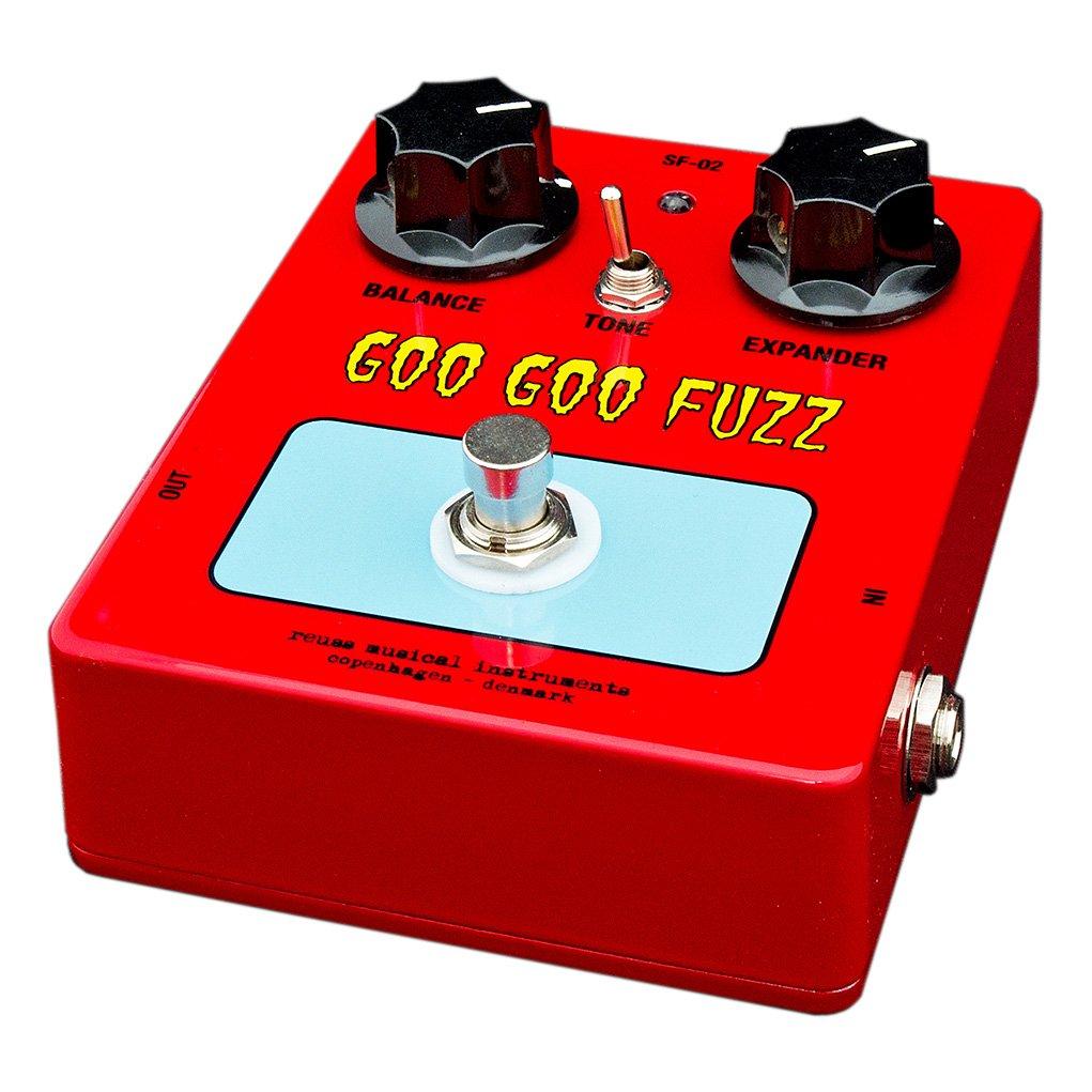 激安/新作 REUSS(ロイス) SF-02 Goo Goo Fuzz Goo Univox Fuzz/Shin-Ei SF-02 FY-6 Superfuzz クローンペダル B075V6FNY5, 水着ショップ アクアフェアリー:a684ad3c --- a0267596.xsph.ru