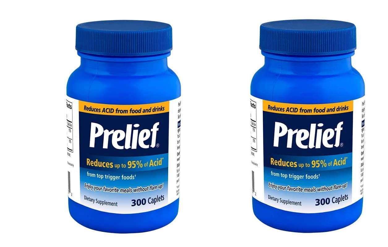 Prelief 300 Count (Pack of 2)