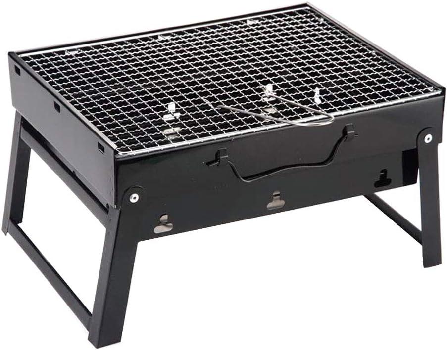 PING portátil plegable barbacoa barbacoa patio al aire libre fiesta camping picnic cocina Accesorios herramienta barbacoa carbón parrilla estufa