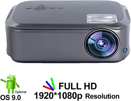 Amazon.com: WXJHA Portable Full HD 19201080P Support 4K ...