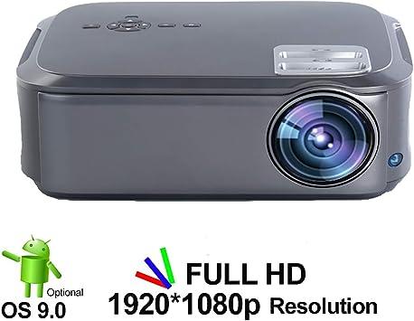 Amazon.com: WXJHA Portable Full HD 19201080P Support 4K ...