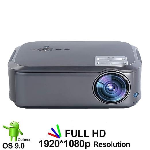 WXJHA Portátil Full HD 1920 * 1080P Soporte 4K vídeo en línea ...