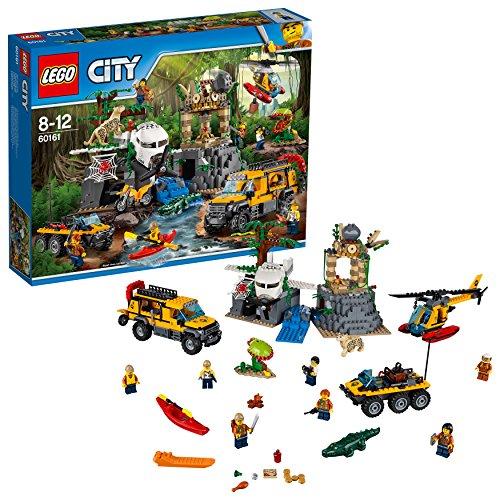 [해외] 레고 (LEGO) 시티 정글 탐험대 60161