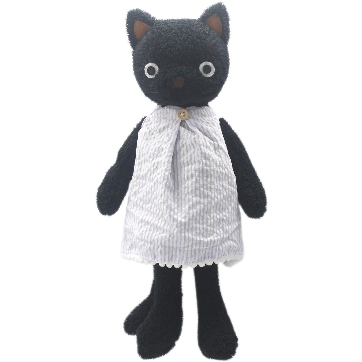 JIARU Stuffed Animals Toys Cat Plush Soft Adorable Dressed Dolls