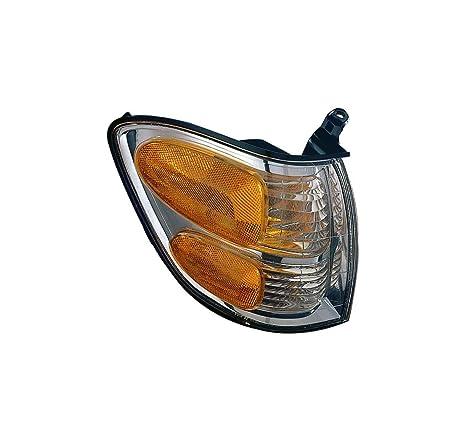 R170 2000-2004 00-04 Standard Crystal Glass Fog Light for Mercedes Benz