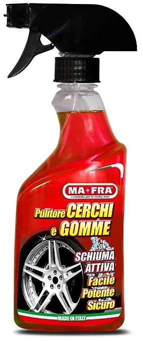 63 opinioni per Mafra Pulitore Cerchi e Gomme Detergente