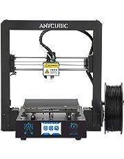 ANYCUBIC M S 3D Printer Tutto Metallo Stampanti 3D Touch Screen da 3,5 Pollici Grande Formato di Stampa 210 x 210 x 205mm Funziona con PLA, ABS, HIPS, WOOD (ANYCUBIC S)