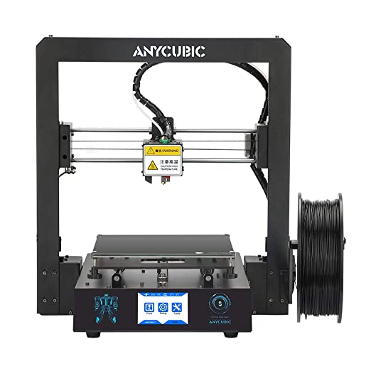 10 opinioni per ANYCUBIC M S 3D Printer Tutto Metallo Stampanti 3D Touch Screen da 3,5 Pollici