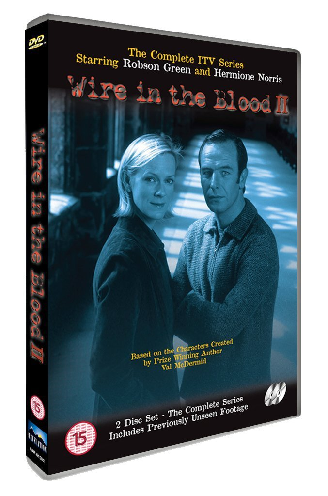 Wire in the Blood 2 [DVD]: Amazon.co.uk: Robson Green, Hermione ...