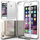 iPhone 6 Plus Case, Caseology [Fusion Series] Scratch-Resistant Clearback Cover [Clear] [Dual Bumper] for Apple iPhone 6 Plus (2014) & iPhone 6S Plus (2015) - Clear