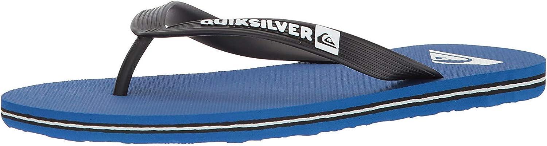 Quiksilver Men's Molokai 3-Point Flip Flop Sandal